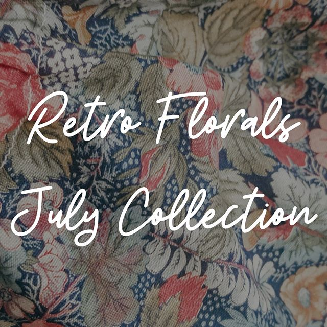 Retro Florals releasing Friday at 8PM!! So excited - I'm just glad I met my goal to release a collection at the end of July and a really hope you girl mommas find something lovely for the end of summer!  Boy moms, don't fret! I have solids, stripes, gingham and plaid coming your way in late August!⠀⠀⠀⠀⠀⠀⠀⠀⠀ .⠀⠀⠀⠀⠀⠀⠀⠀⠀ .⠀⠀⠀⠀⠀⠀⠀⠀⠀ .⠀⠀⠀⠀⠀⠀⠀⠀⠀ #momlife #ohheymama #therealinstamoms #tribedmama #blessedmama #joyfulmamas #lifewellcaptured #documentingmotherhood #thatsdarling #modernmom #momsunite #babiesofinstagram #toddlersofinstagram #wondermom #mommalife #toddlerhood #motherly #toddlerfashion #smallbusiness #trendy #shopsmall #handmade #childhoodunplugged #parenthoodunlocked #makemoments #chasinglight #thesincerestoryteller #motherhoodalive