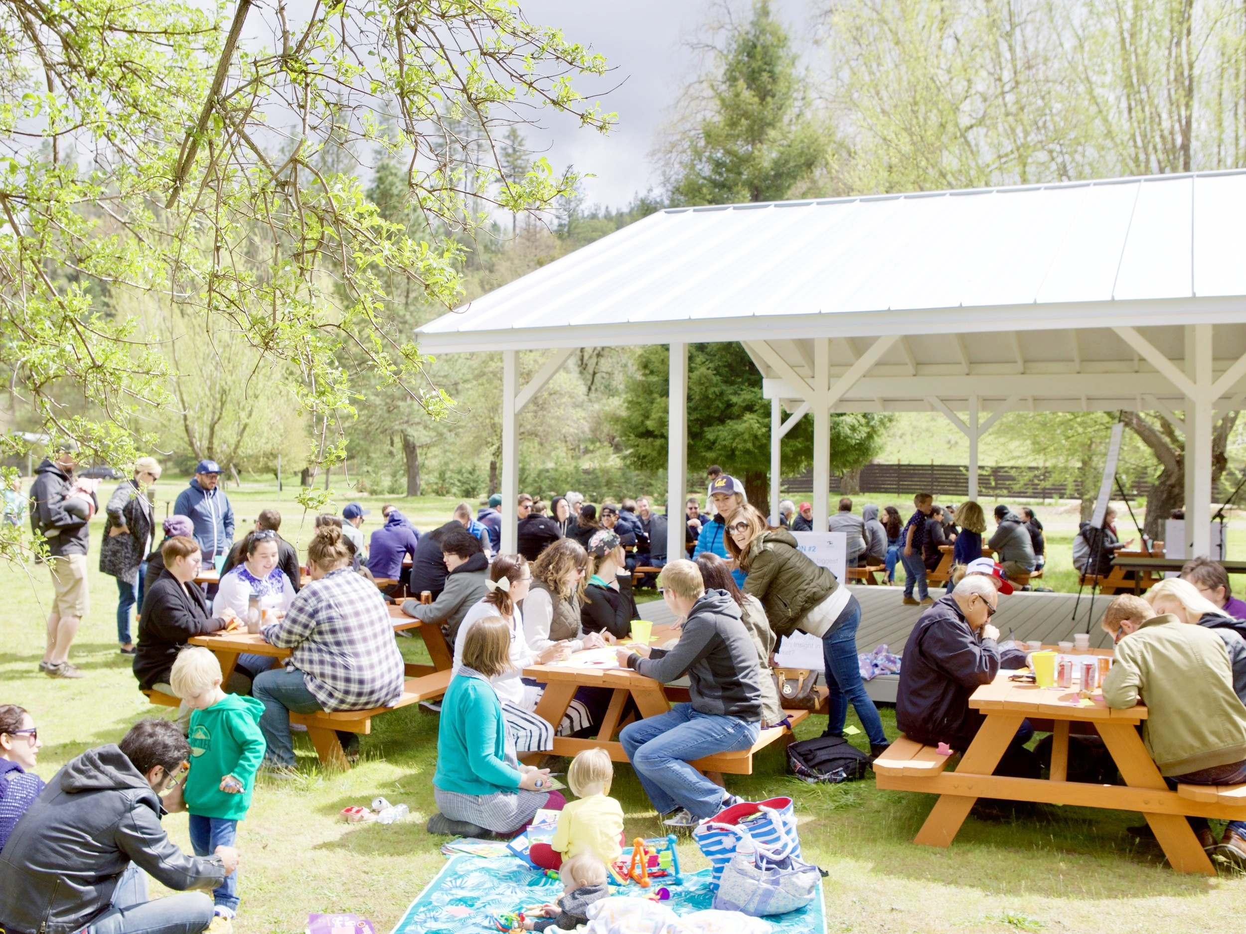 Mandala Springs Pavilion And Group Event