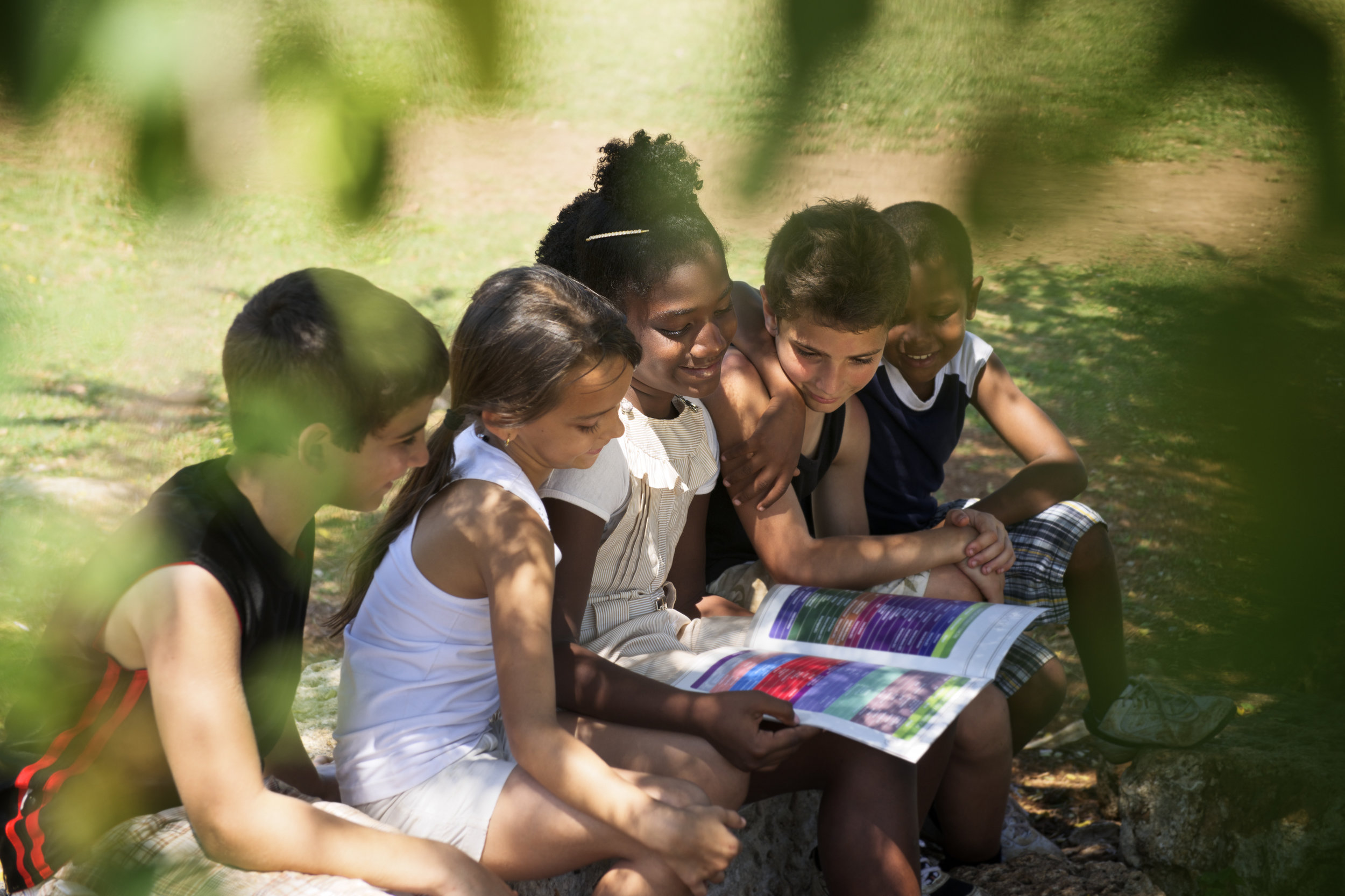 children-and-education-kids-and-girls-reading-PQ5Z8XF.jpg