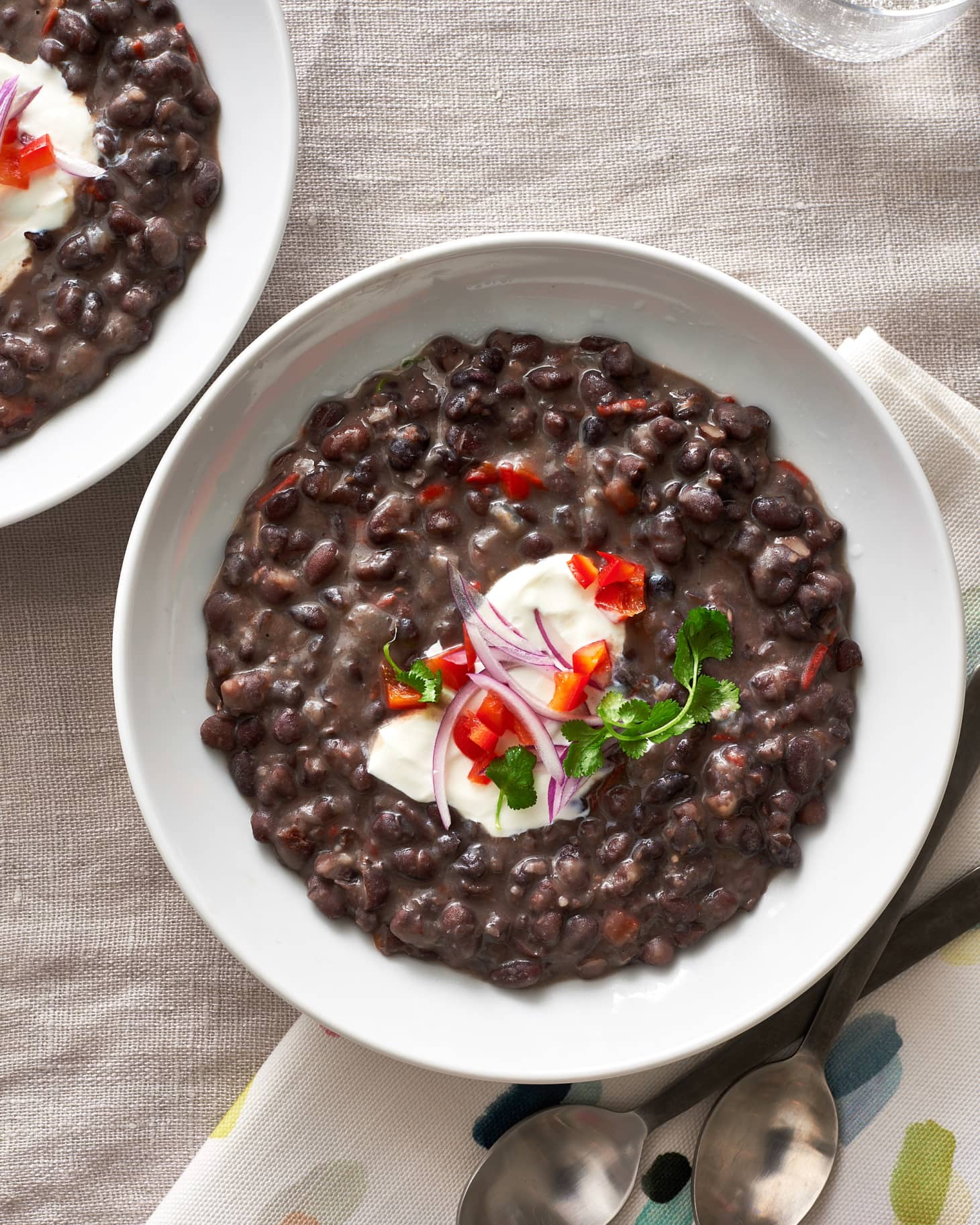 CUBAN BLACK BEAN SOUP -    The Kitchn