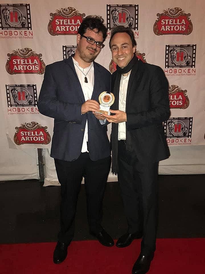 BEST TV PILOT WIN - 5/23/19: Mystery Mansion wins Best TV Pilot at the 2019 Hoboken International Film Festival!