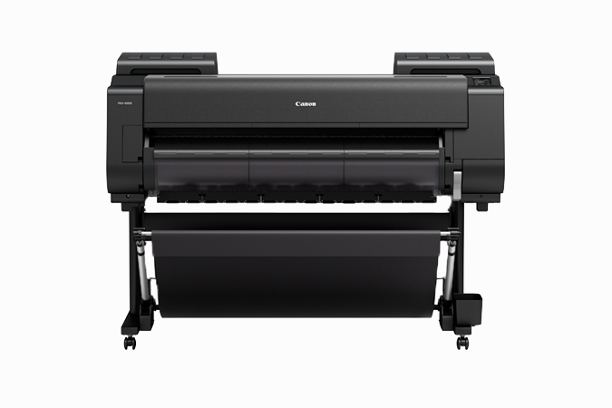 Fritzworks Printing rents out their Canon 4000S printer in Vancouver, Langley, and Burnaby