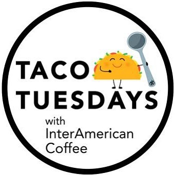 It's Taco Tuesday at Interamerican!  July's Taco Tuesday will feature 5 different samples from Honduras (2 from cooperatives and 3 from special projects). They will also be raffling off 5 of our new Taco Tuesday t-shirts, so don't miss it!  Hope to see you today!  Tuesday, 7/2/19 9:00am 2500 Summer St. #1120 Houston, TX 77007