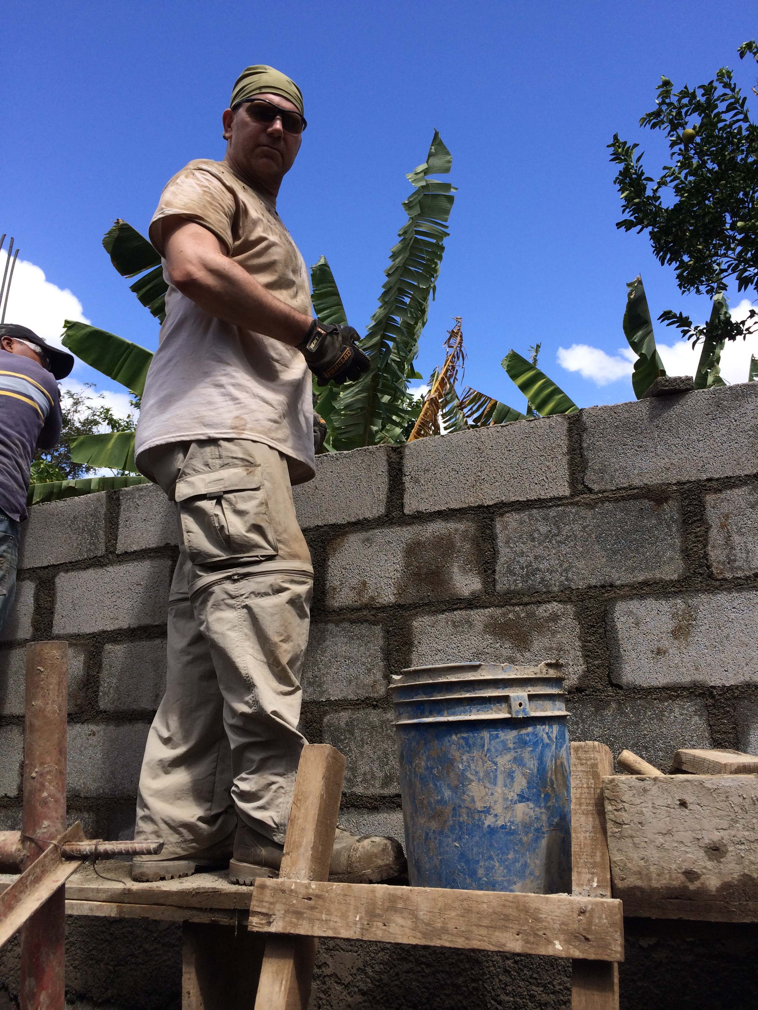 Humanitarian efforts in Nicaragua