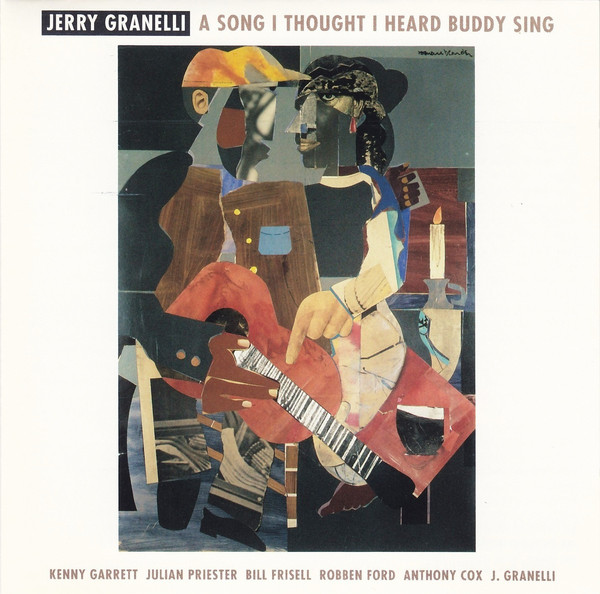 Jerry Granelli - A Song I Thought I Heard A Buddy Sing -