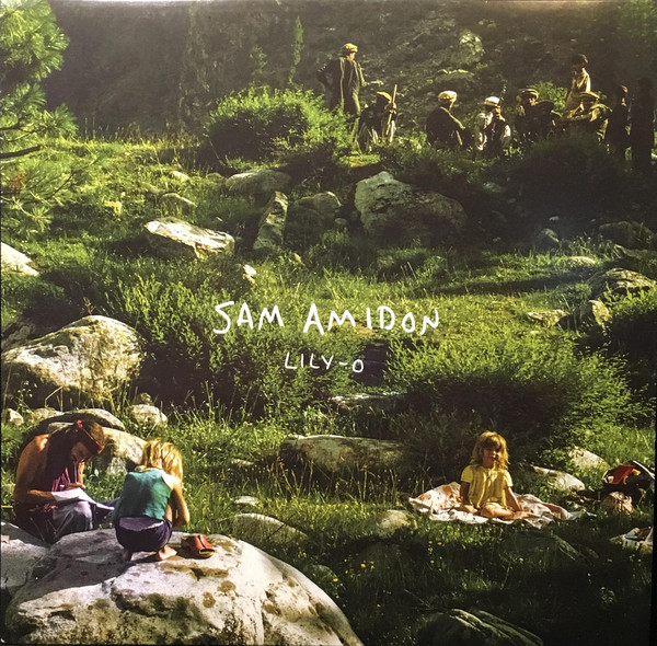 Sam Amidon - Lily-O -