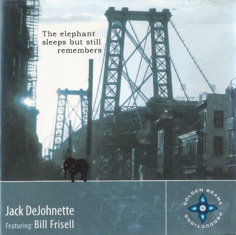 Jack DeJohnette - The Elephant Sleeps but Still Remembers -