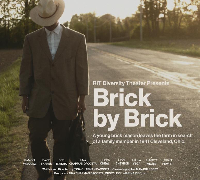 Brick by Brick Poster
