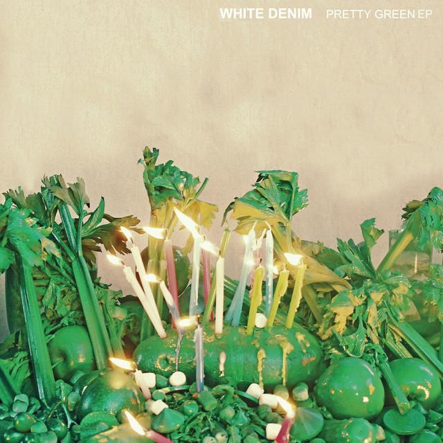 white denim - pretty green ep (2013)