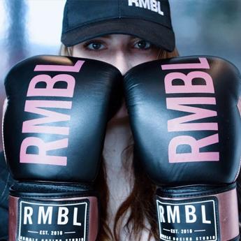 Image courtesy of Rumble Boxing