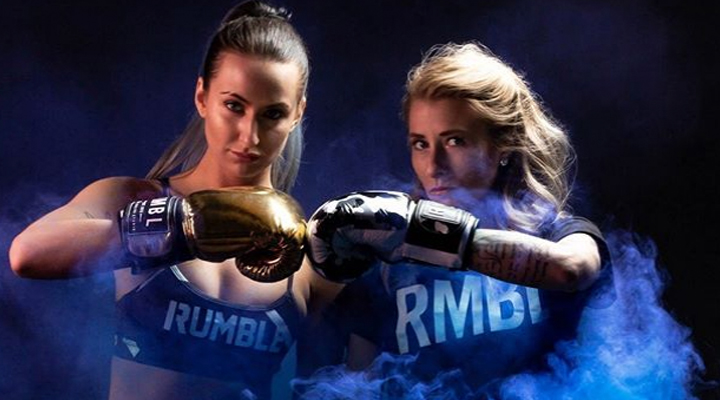 Images courtesy of Rumble Boxing