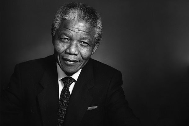 The South African economy took a substantial hit after the bill was imposed, leading the government to contemplate releasing Nelson Mandela (above).