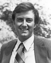Above: Arguably the bills most vocal opponent in the Senate, Senator Larry Pressler (R-SD) argued that sanctions would prolong apartheid, push the South African government to the right and cause a civil war.