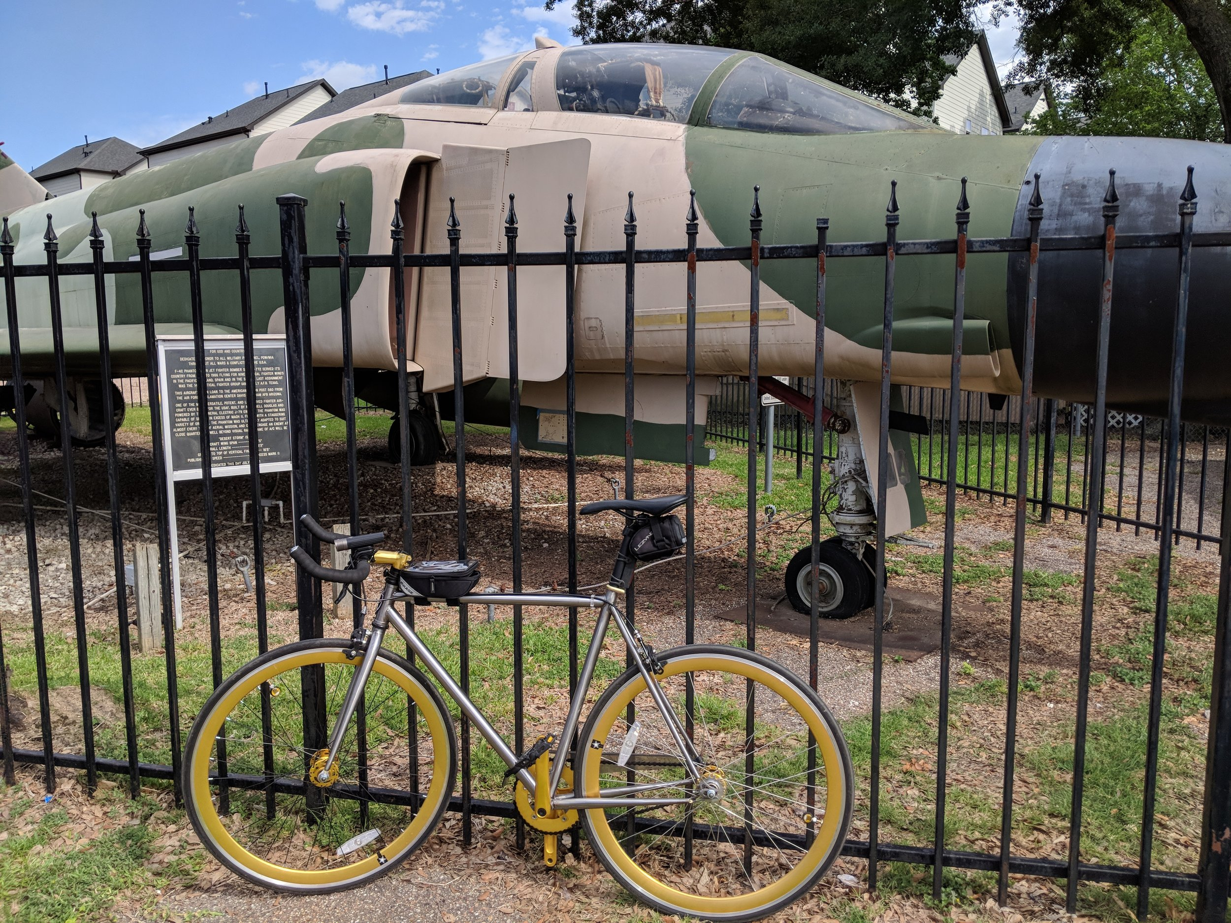 American Legion Jet and a sweet whip.