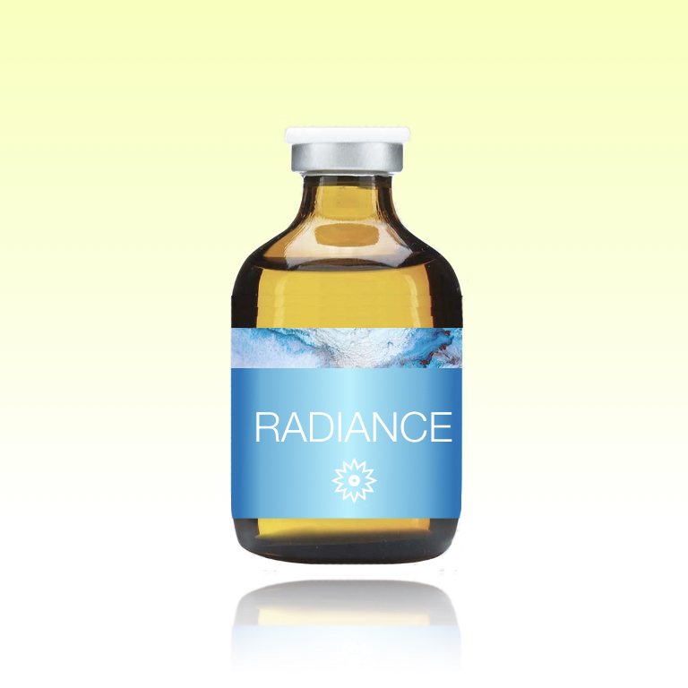 radiate - $50 |This beauty, Glutathione, acts as an antioxidant, a free radical scavenger and a detoxifying agent. As we age, we make less of this powerful nutrient that has benefits your skin, brain and detox pathways. Radiate from the inside out!