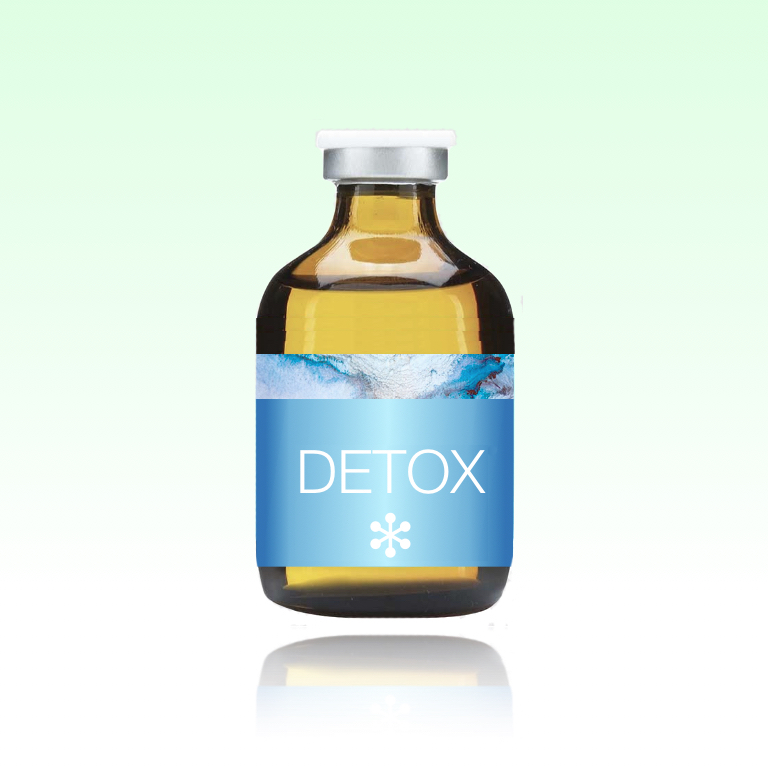 detox - $40 | Feeling a little sluggish? Our premium Methylated B12 helps with the metabolism on a cellular level; along with the combination of Methionine, Inositol and Choline, these powerhouses aid with fat breakdown and elimination in your liver... think of it like a sage smudging for your cells.
