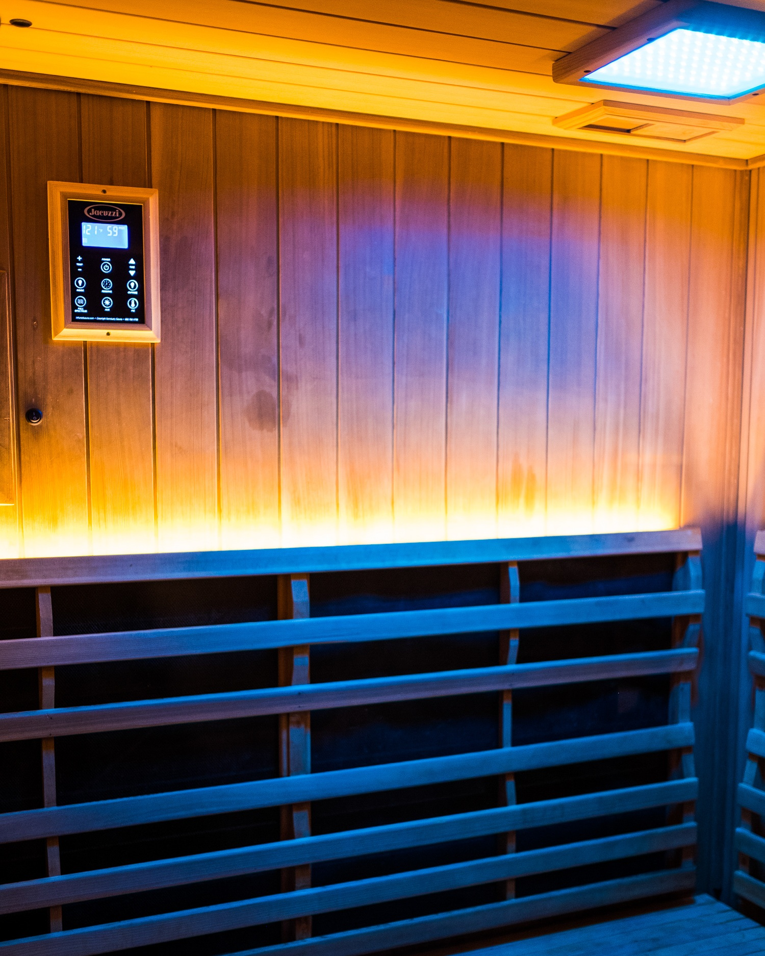 Pause Float Studio Sauna
