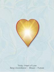 A symbolic archetypal icon of Pure Love