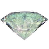 The diamond represents the Divine Gift of Value