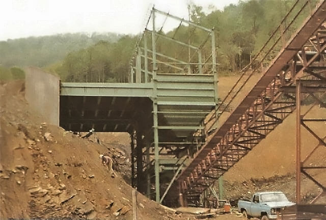 Heavy Structural Steel Fabrication Crushing Coal.jpg