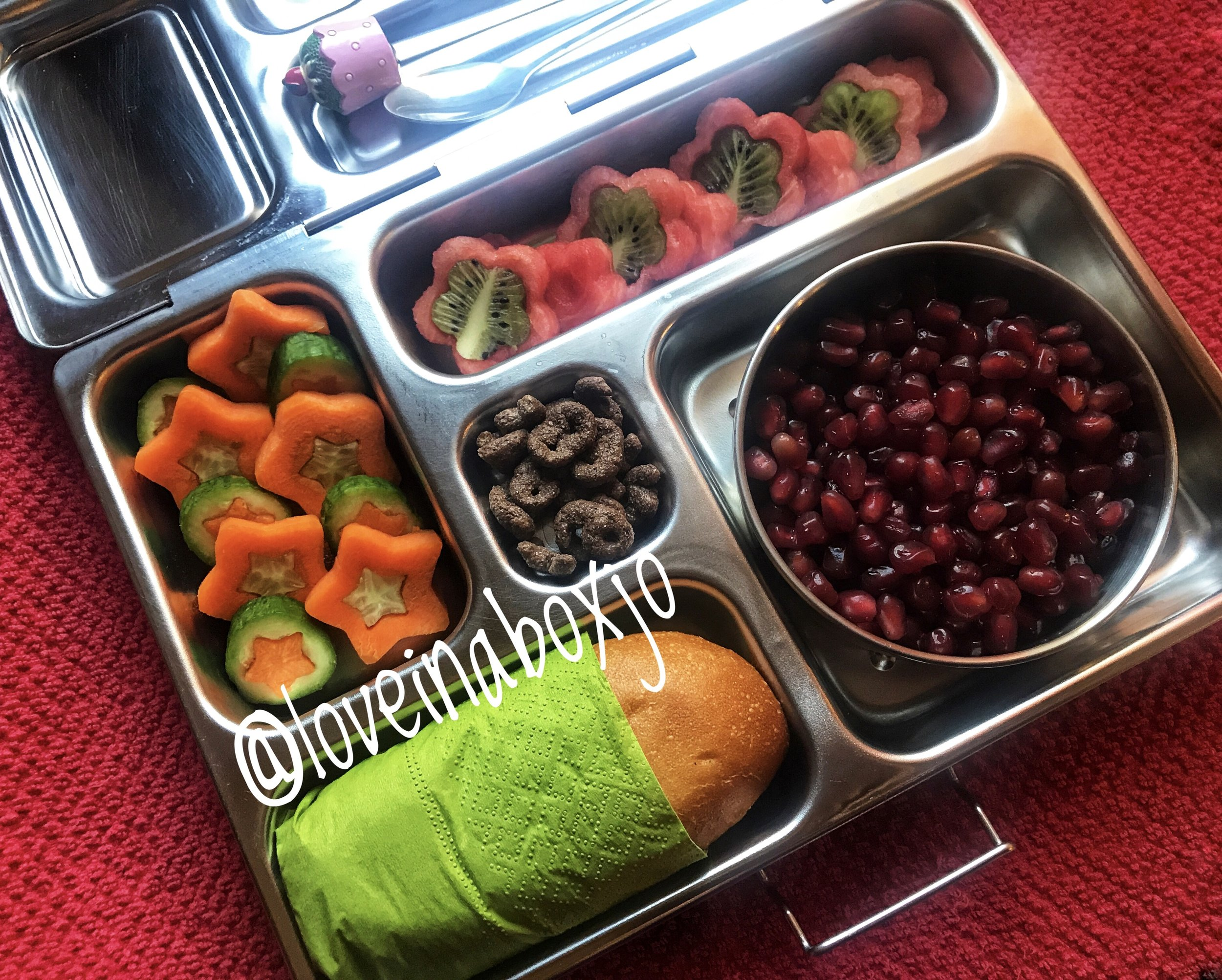 Lunch box - By Love in a box jo