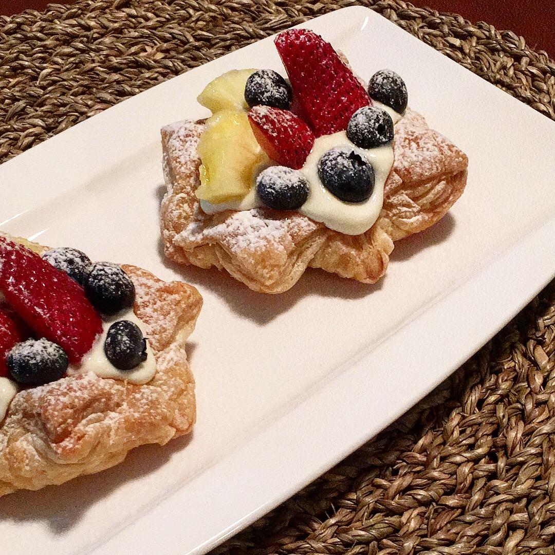 Fruits tartlets - By Gharaibeh Rania