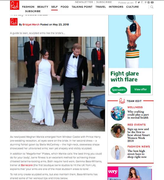 Red Magazine Online