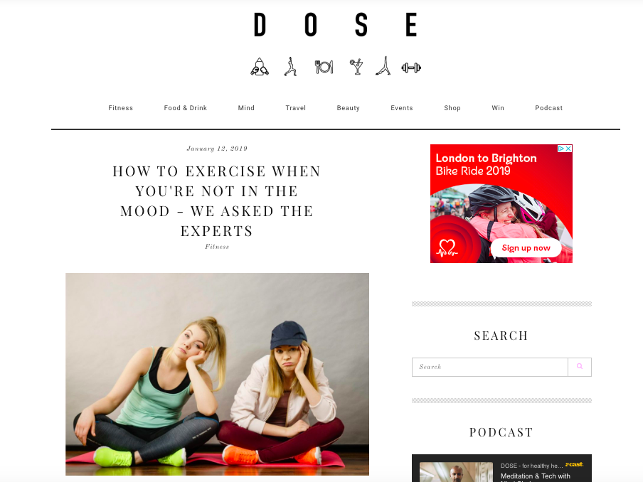 Dose Online