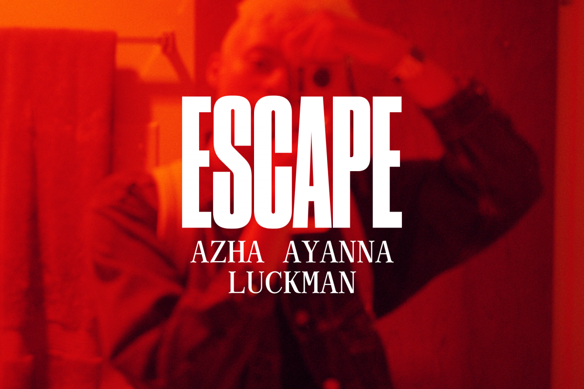 """VSCO Soft Opens Micro Gallery With Azha Ayanna Luckman's Solo Exhibition, """"Escape""""   March 14, 2018 — As a part of last week's  Creators in Conversation  event with Anxy, we showcased an exhibit by Bay Area artist  Azha Ayanna Luckman  in the new Micro Gallery at VSCO HQ. Featuring her recent body of work, titled Escape, the exhibit invited local creators to connect with Azha's story about grief, pain, and losing a loved one to gun violence. Azha also joined the event's panel of speakers, where she discussed her experience with creative anxiety and encouraged attendees to keep making."""
