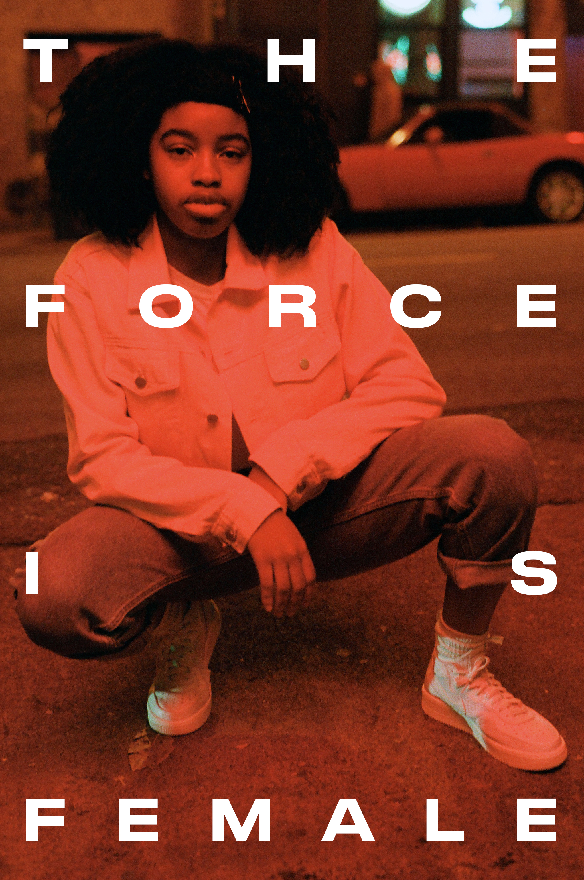VSCO Partners with Nike on FORCE is Female Campaign   Desiring to recognize today's generation of strong women, we partnered with  Nike Sportswear  and five talented photographers to celebrate females who exhibit courage and pursue an unbridled definition of success. Women of today are a force to be reckoned with. They hold the power to inspire, to challenge mentalities that impose limitations, and to write a new, better future for themselves and their communities.
