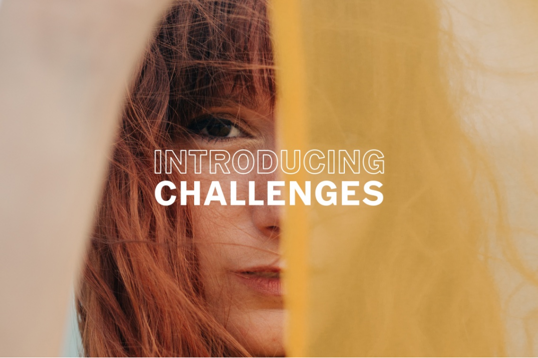 VSCO Introduces Challenges, a New Member Feature to Help Creators Progress Creatively   November 22, 2018 - Welcome to Challenges, a new space for VSCO members to experiment, learn new techniques, and grow their creativity. Each week, members will be invited to participate in a challenge introducing a new way to create