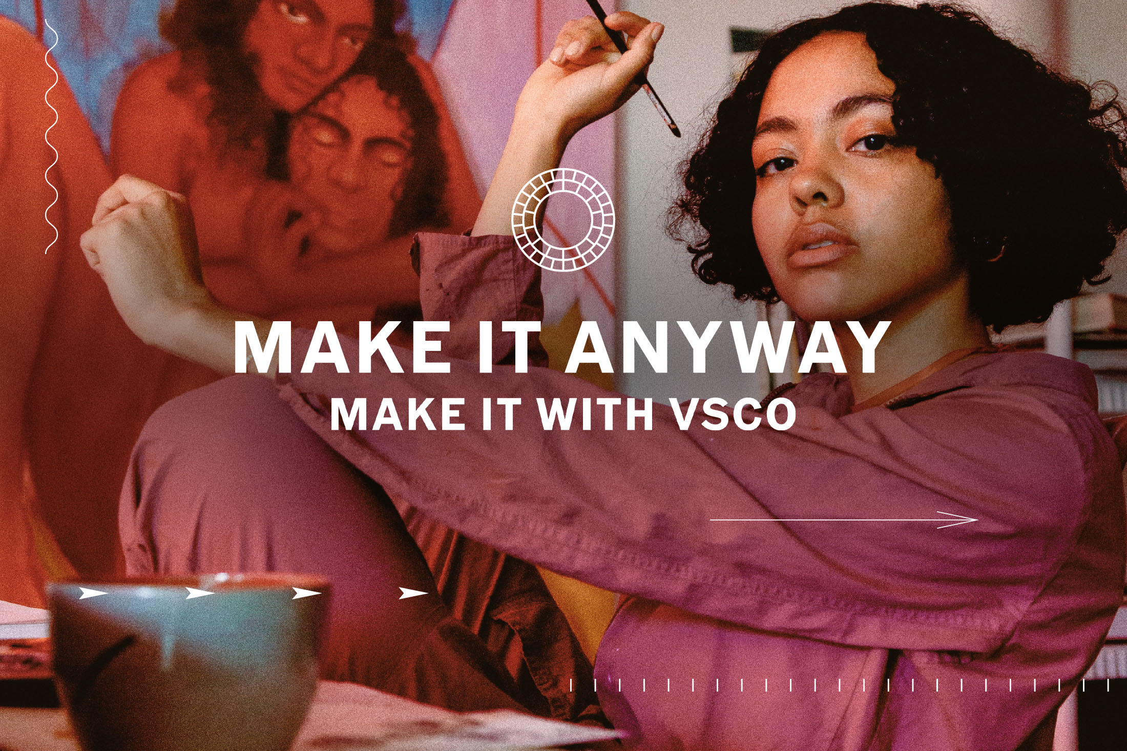 Photo Editing App VSCO and AKQA Profile Gen Z Artists in Documentary-Like Campaign   May 31, 2019 — The videos spotlight up-and-coming young creators from around the world.