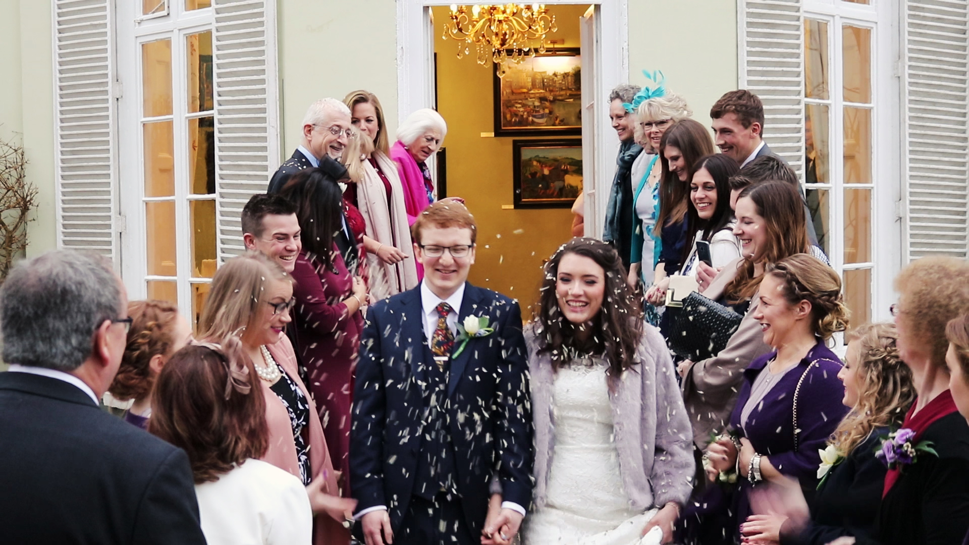 Devon wedding film