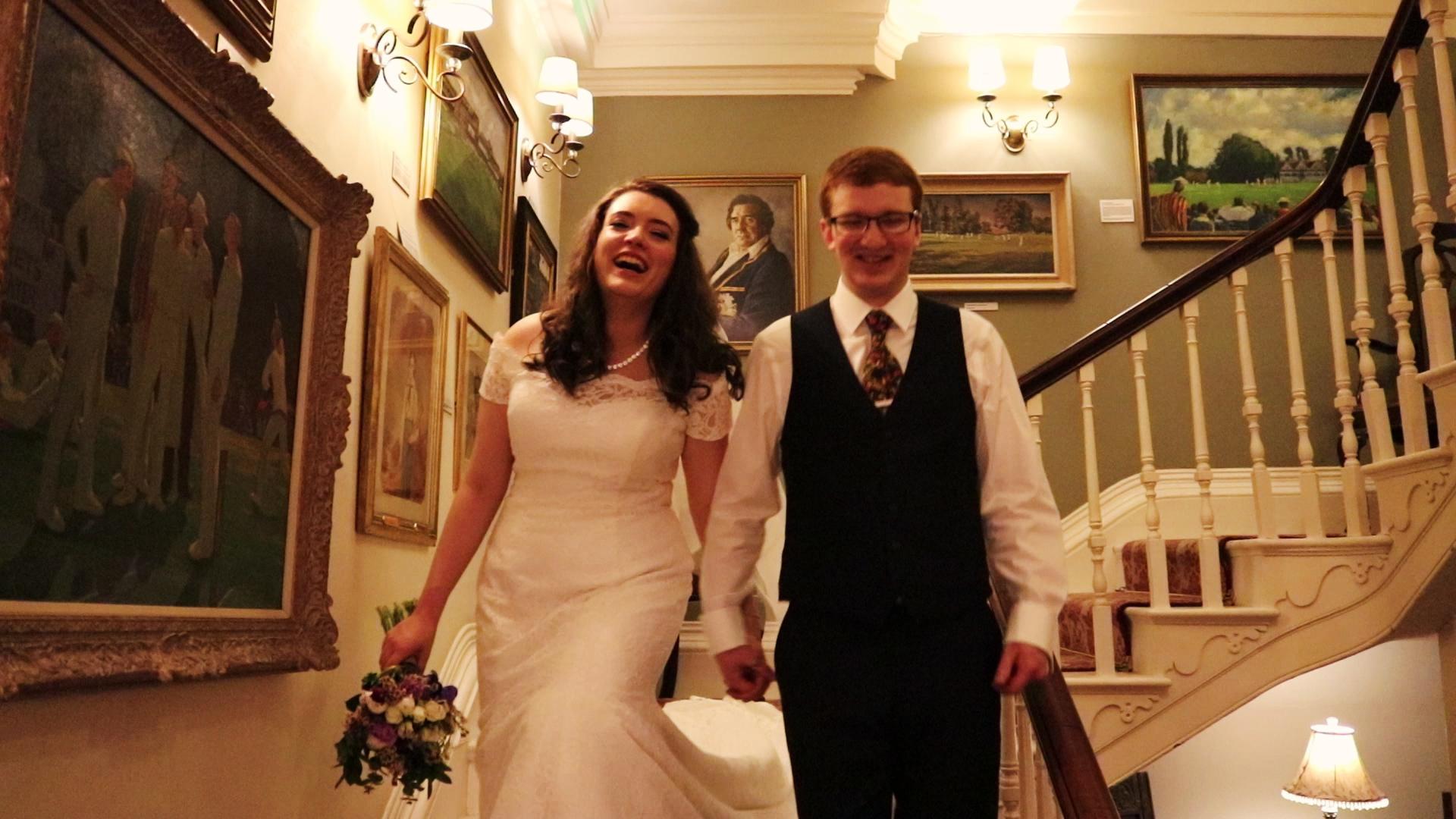 Devon wedding videography