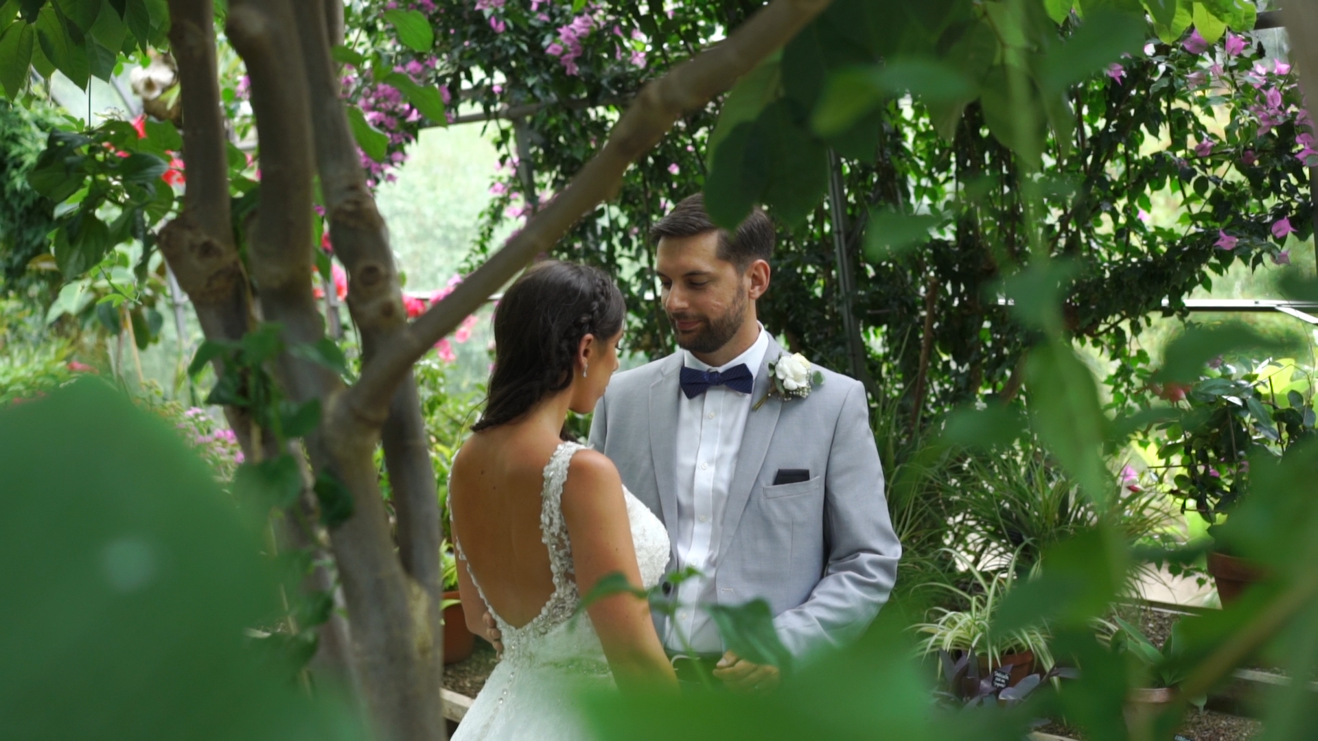 Palm House, Torre Abbey Wedding
