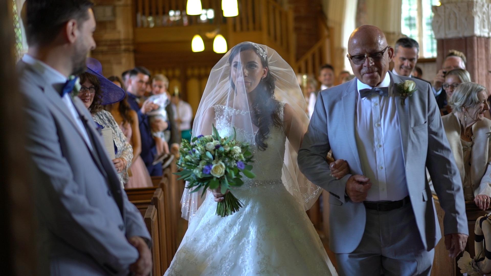 Stokentignhead Church Wedding