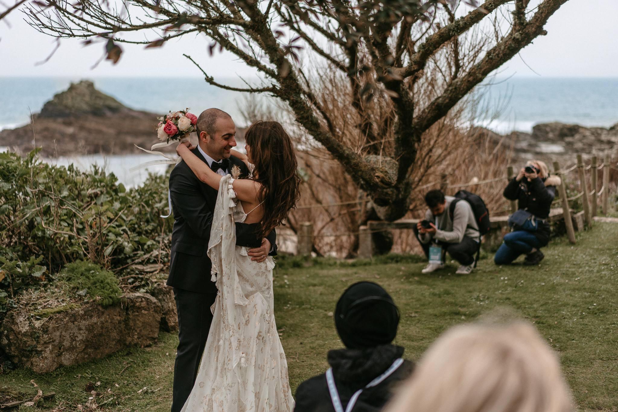 Live Wedding Couple Shoot