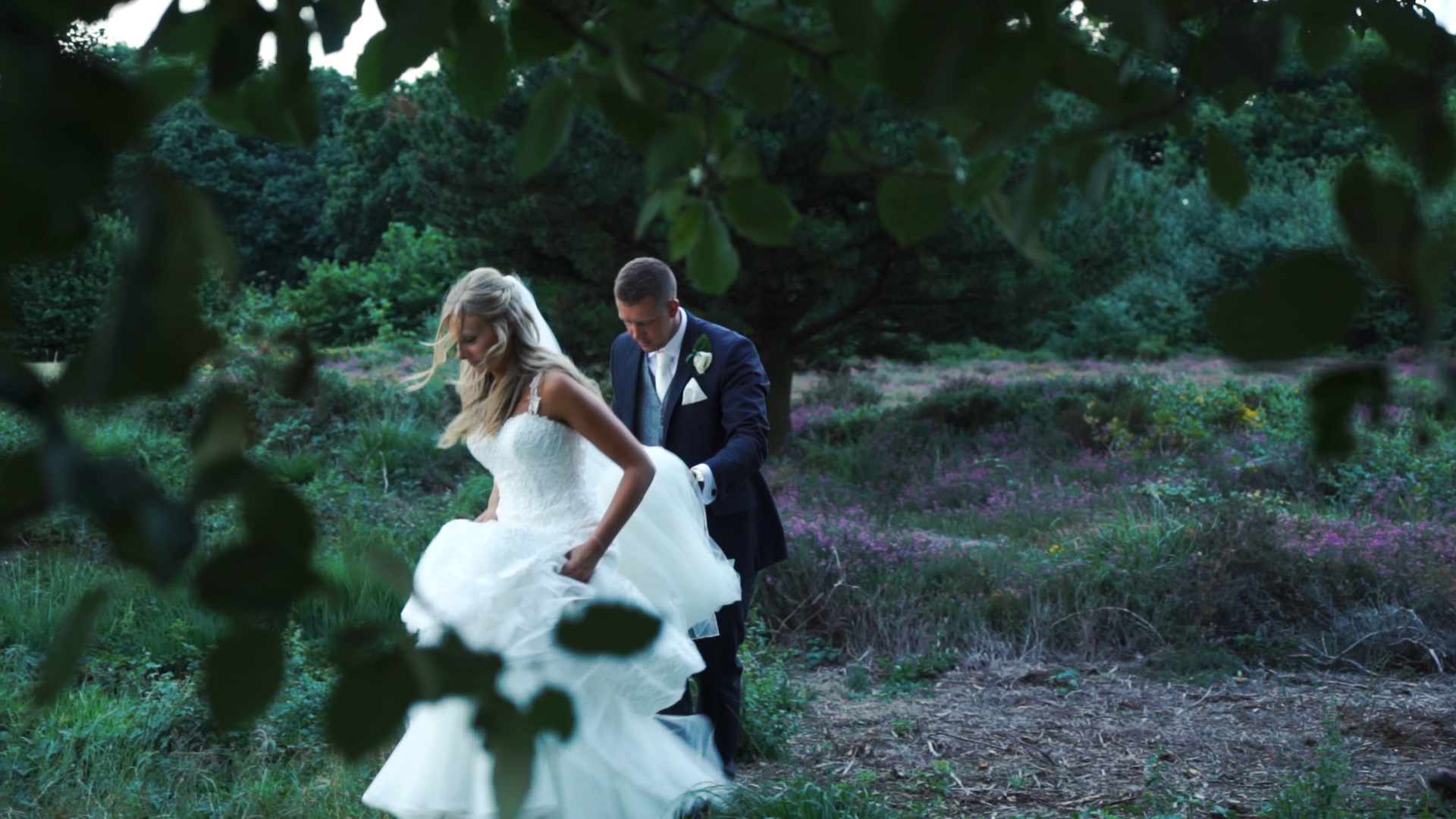 Devon wedding films / cornwall wedding films / uk wedding films - uk wedding films