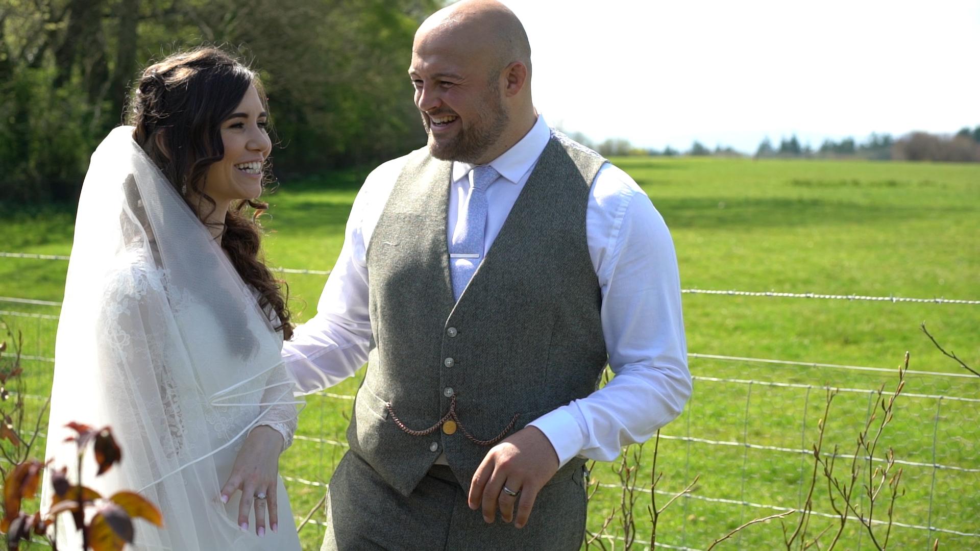 Devon Farm Wedding Film