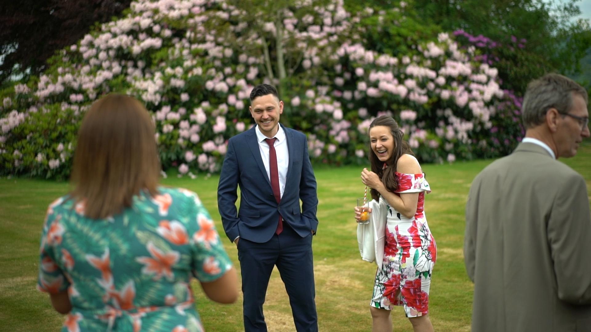 Cornwall Wedding Videography