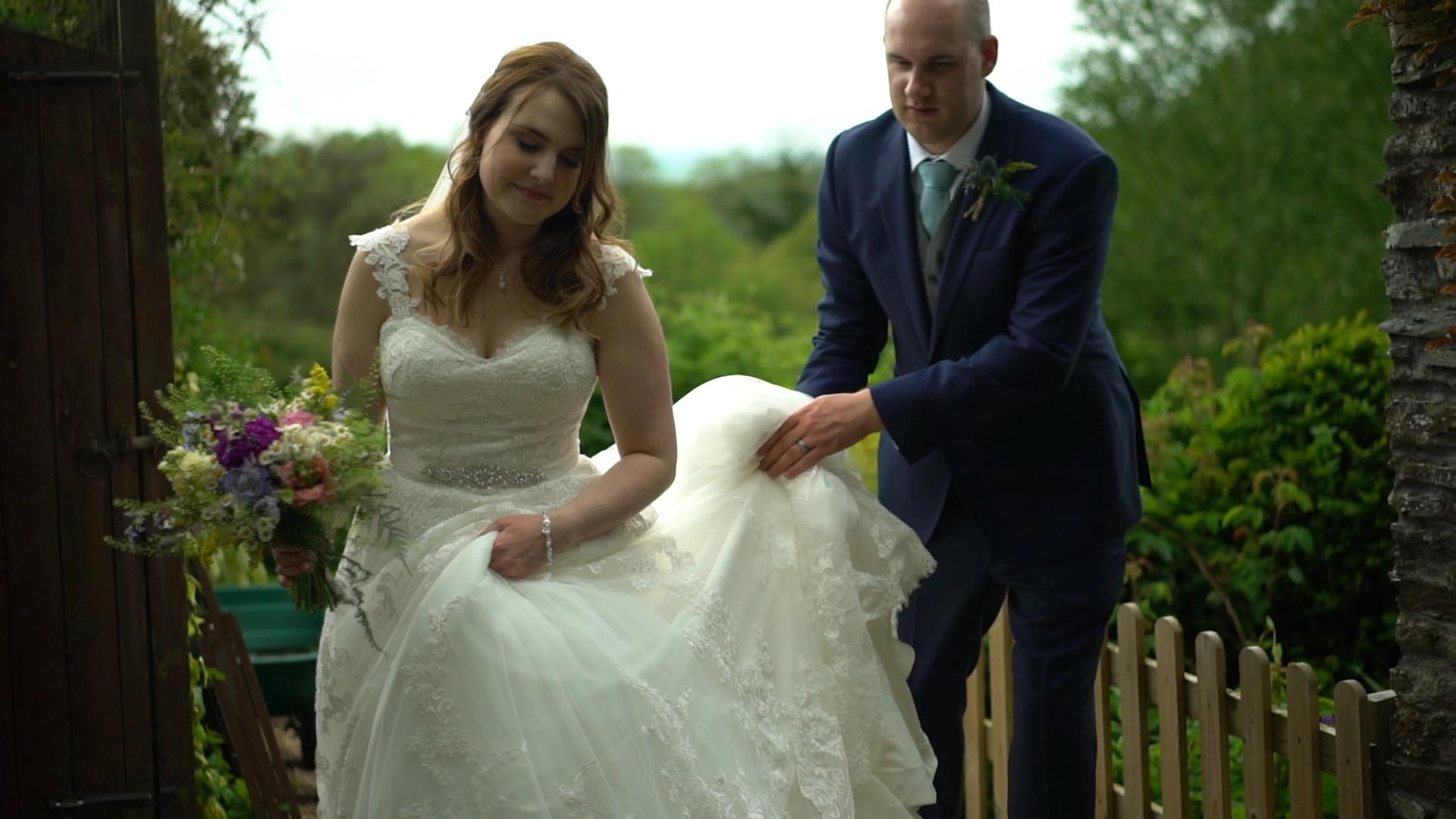 Devon Wedding Videogrpahy