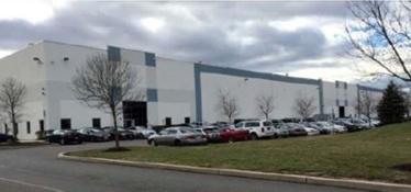 Barrett Distribution at Franklin, New Jersey