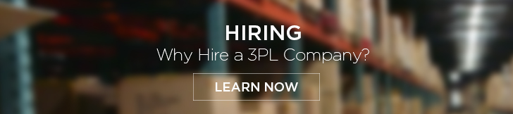 Why hire a 3PL company