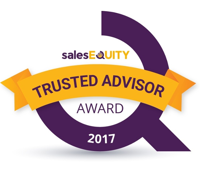 Barrett Distribution Centers Employees Honored with salesEquity's Trusted Advisor Award