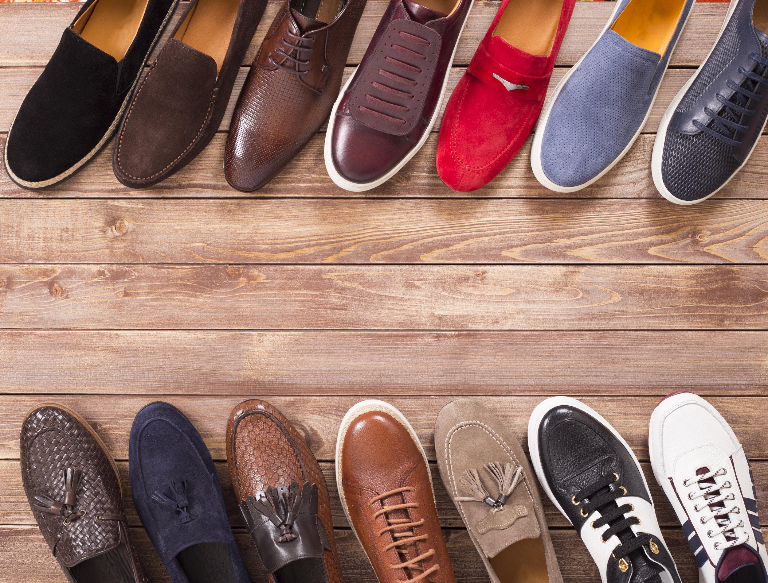 footwear warehousing