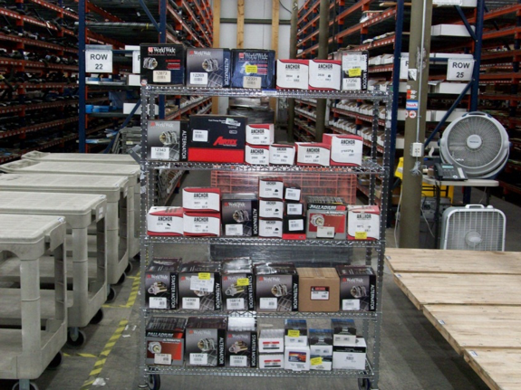 Why is accuracy so crucial for automotive part fulfillment?