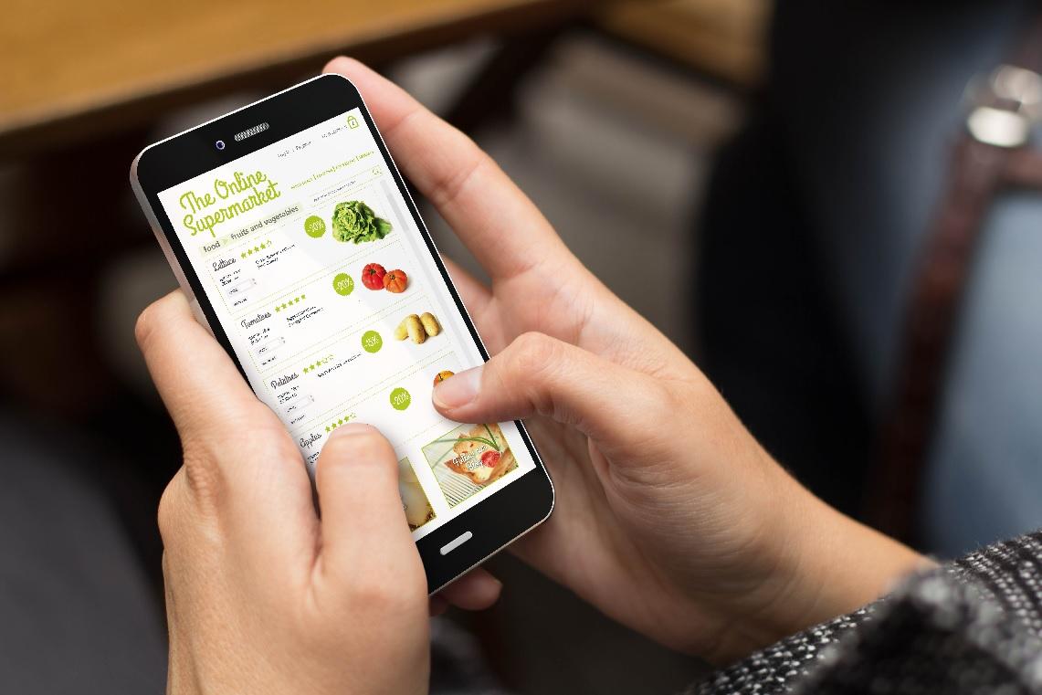 Online Food Distribution