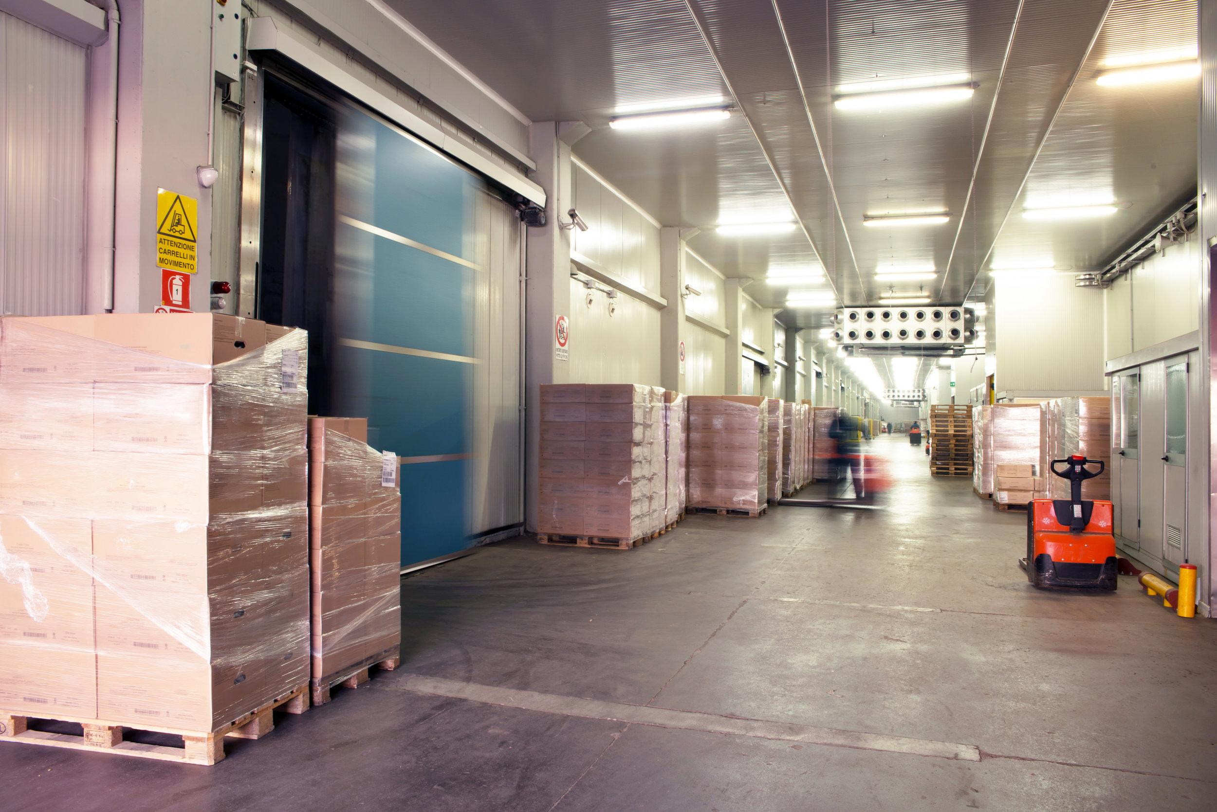 reverse logistics in food