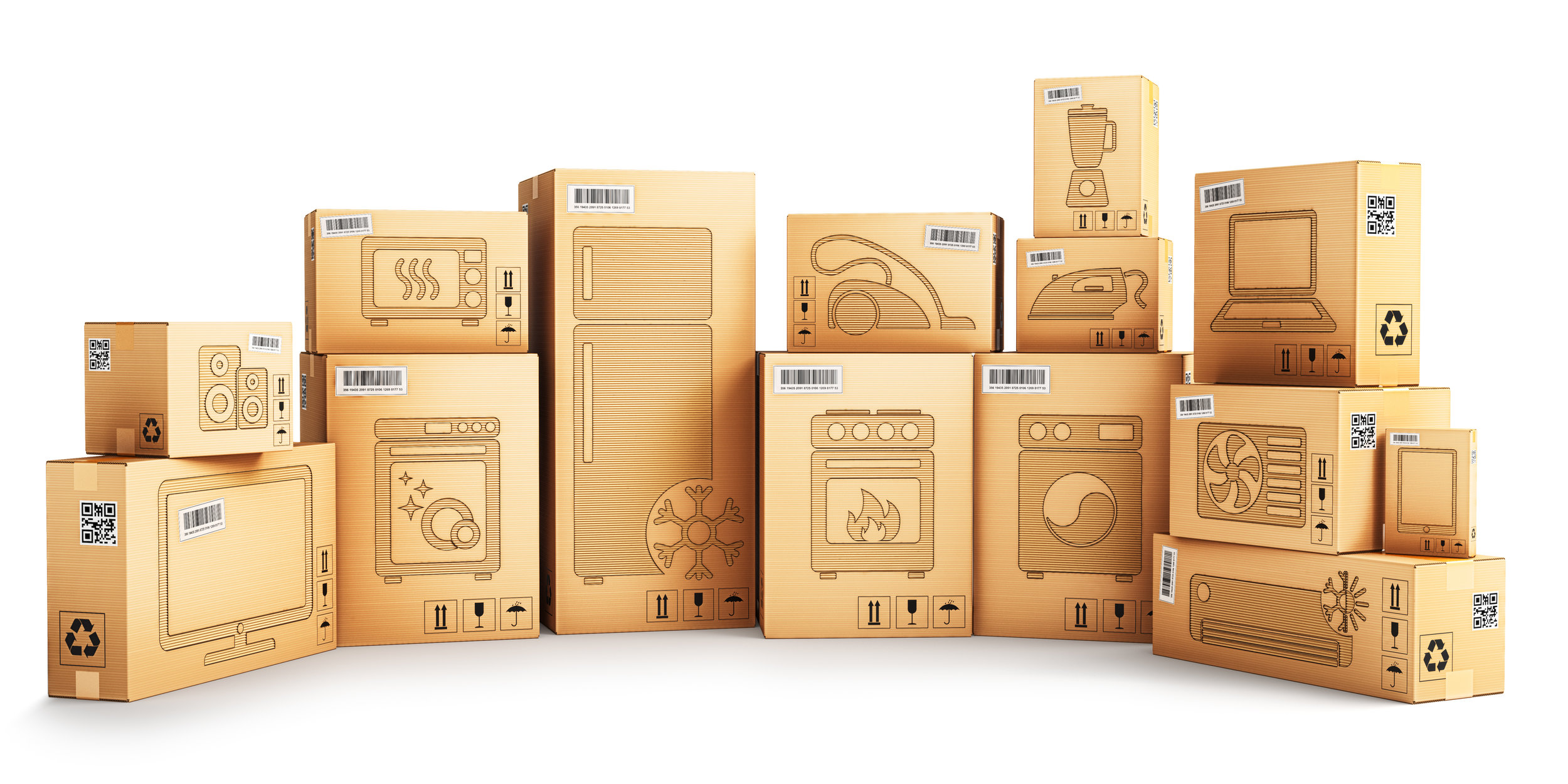 electronics fulfillment packaging