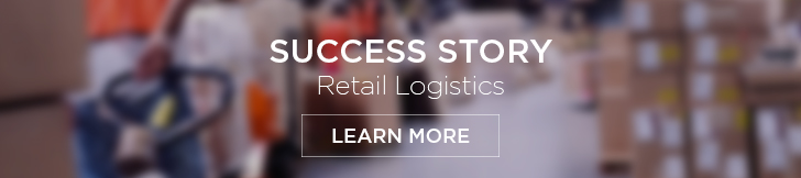 retail logistics case study